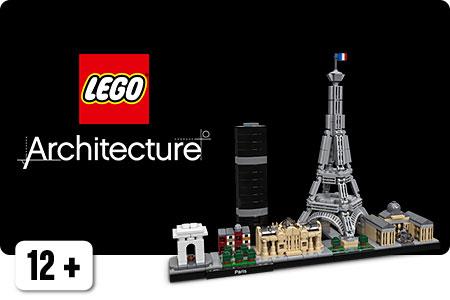 I must have per gli appassionati LEGO Architecture!