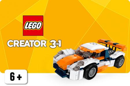 I must have per gli appassionati LEGO Creator!