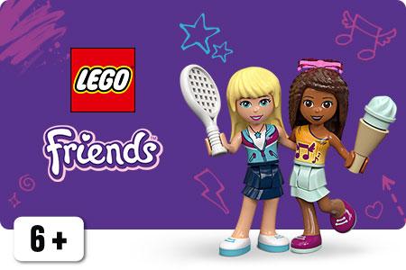 I must have per le appassionate Lego® Friends!