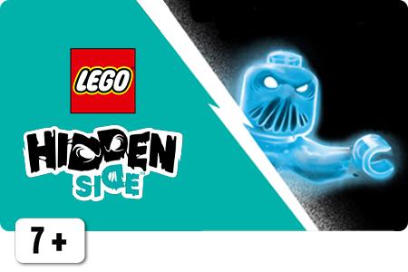 I must have per gli appassionati Hidden Side LEGO®