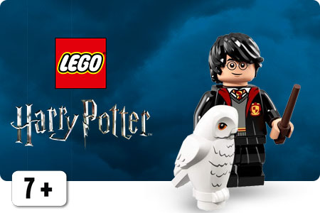 I must have per gli appassionati LEGO Harry Potter