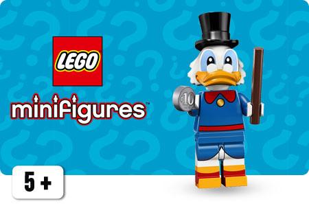 I must have per gli appassionati Lego® Minifigures!