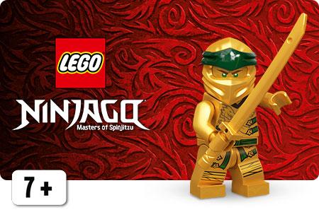 I must have per gli appassionati LEGO® Ninjago®!