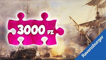 Puzzle 3000 pezzi Ravensburger