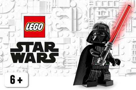 I must have per gli appassionati Lego® STAR WARS!