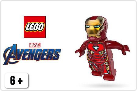 I must have per gli appassionati LEGO Marvel Avengers!