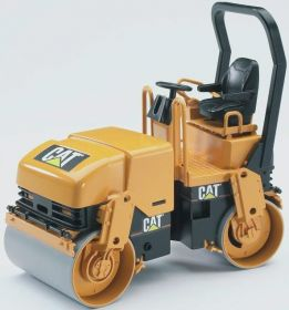 CAT Rullo Compressore (Gioco Bruder) (Toy)