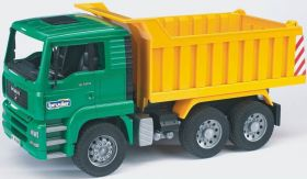 Camion MAN Ribaltabile (Gioco Bruder) (Toy)