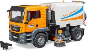 Man TGS Camion Pulizia Stradale | Gioco Bruder