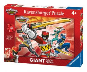 Power Rangers (Puzzle 60 pezzi Ravensburger)