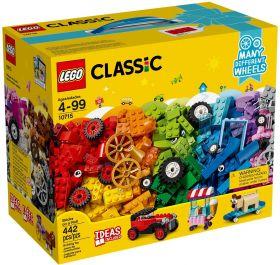 LEGO 10715 Mattoncini su Ruote (LEGO Classic)