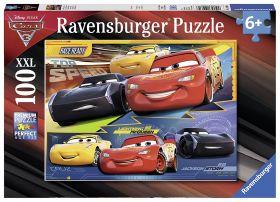Cars 3 (Puzzle 100 pezzi Ravensburger)