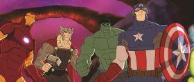 Avengers (Puzzle 200 pezzi XXL Panorama Ravensburger)