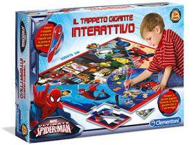 Il Tappeto Gigante Interattivo Di Spiderman (Gioco Clementoni)
