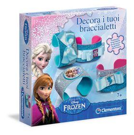 Decora I Tuoi Braccialetti Di Frozen (Gioco Clementoni)