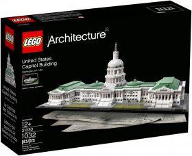 LEGO 21030 Campidoglio di Washington (LEGO Architecture)