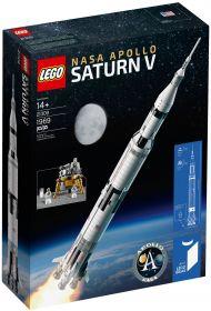 LEGO 21309 Saturn V Apollo LEGO NASA (LEGO Ideas)