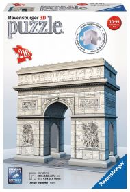 Puzzle Arco 3D di Trionfo Gioco (Ravensburger 3D Puzzle)