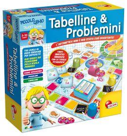 Tabelline & Probemini I'm A Genius (Gioco Lisciani)