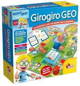 Giro Giro Geo I'm A Genius (Gioco Lisciani)