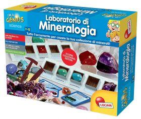 Laboratorio di Mineralogia I'm A Genius (Gioco Lisciani)
