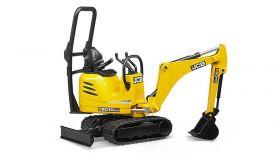 Micro Escavatore  JCB 8010 CTS | Gioco Bruder