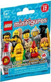 LEGO 71018 Minifigures Serie 17 su ARSLUDICA.com