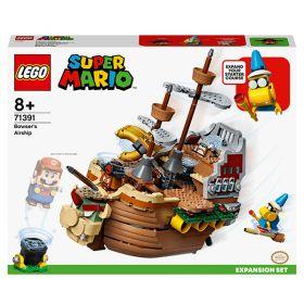 LEGO 71391 Il Veliero Volante di Bowser LEGO Super Mario