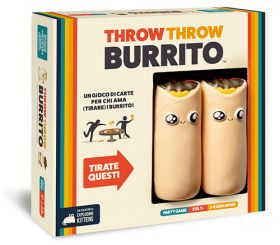 Throw Throw Burrito Party Game Asmodee | Gioco da Tavolo
