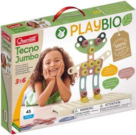 Gioco Formativo Play Bio Tecno Jumbo | Quercetti