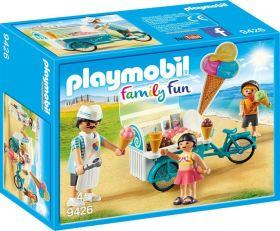 Playmobil 9426 Carretto Dei Gelati (Playmobil Family Fun)