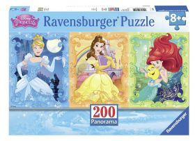 Princess (Puzzle 200 pezzi XXL Panorama Ravensburger)