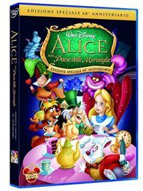 Alice nel paese delle Meraviglia DVD Disney)