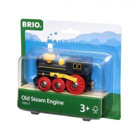 Antica Locomotiva a Vapore 33617 (BRIO Travel)