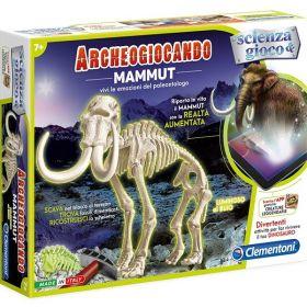 Mammut Archeogiocando (Scienza e Gioco Clementoni)