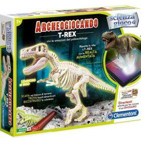 T-Rex Archeogiocando (Scienza e Gioco Clementoni)