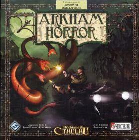 Arkham Horror Gioco Base  Giochi Uniti | Gioco da Tavolo