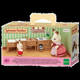 Arredo Cucina 5222 (Sylvanian Families)