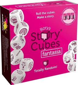 Rory's Story Cube Fantasia Asmodee | Gioco da Tavolo