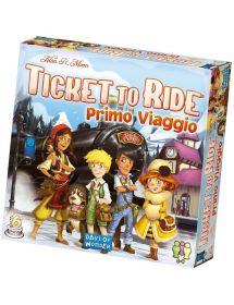 Ticket To Ride Primo Viaggio Asmodee | Gioco da Tavolo