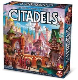 Citadels Asmodee | Gioco da Tavolo