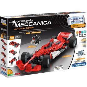 Auto da corsa - Laboratorio di Meccanica  (Scienza e Gioco Clementoni)