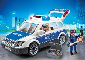 Auto della Polizia Playmobil City Action 6920 su ARSLUDICA.com