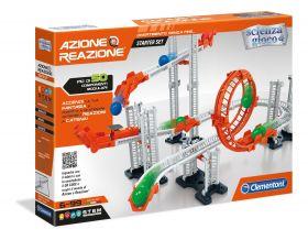 Azione e Reazione Starter Set (Formativi Meccanica Clementoni)