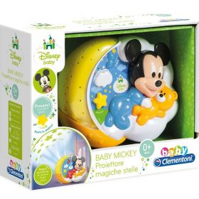 Baby Mickey Proiettore Magiche Stelle (Gioco Clementoni Baby)