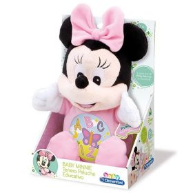 Baby Minnie Tenero Peluche Educativo