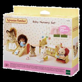 Baby Nursery Set 5288 (Sylvanian Families)