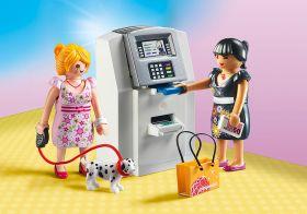 Bancomat Playmobil City Life 9081 su ARSLUDICA.com