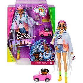 Barbie Extra con Giacca Denim Gioco