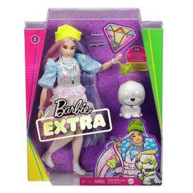 Barbie Extra Look Scintillante Confezione
